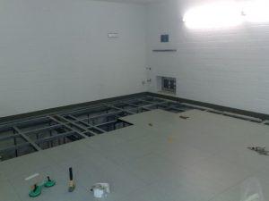 Doppelboden-Systembau Referenzen